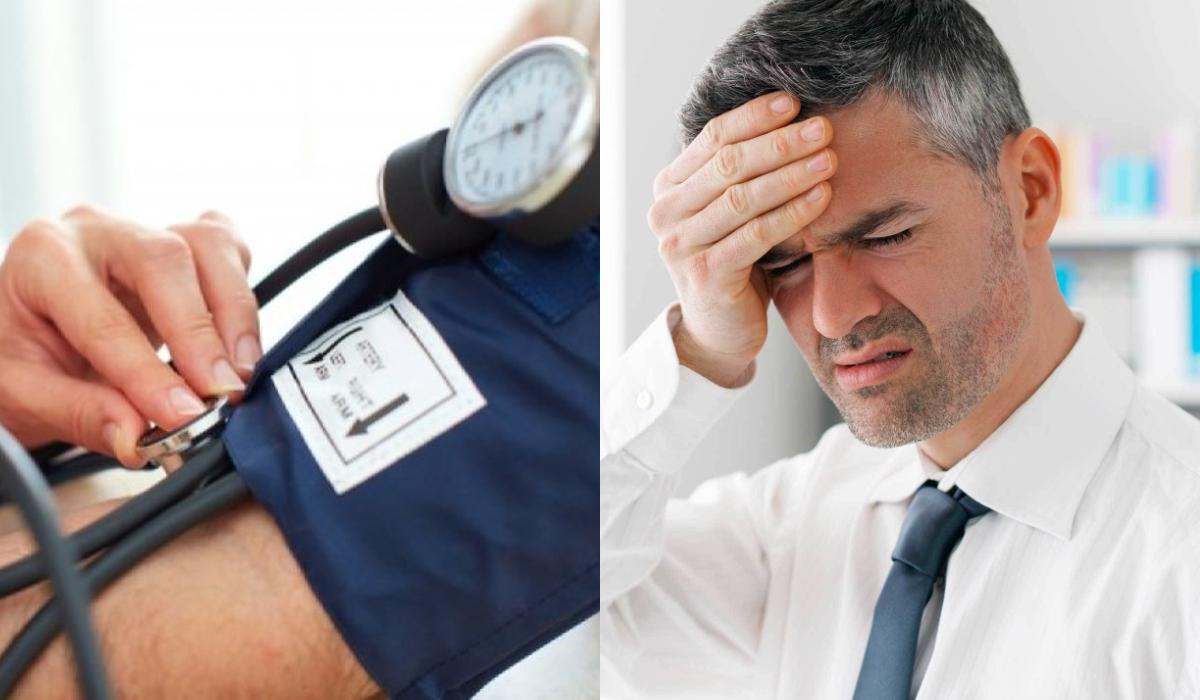 Χαμηλή αρτηριακή πίεση: Τα συμπτώματα που φοβίζουν _