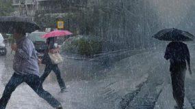 Έκτακτο δελτίο επιδείνωσης καιρού με ισχυρές βροχές και καταιγίδες!