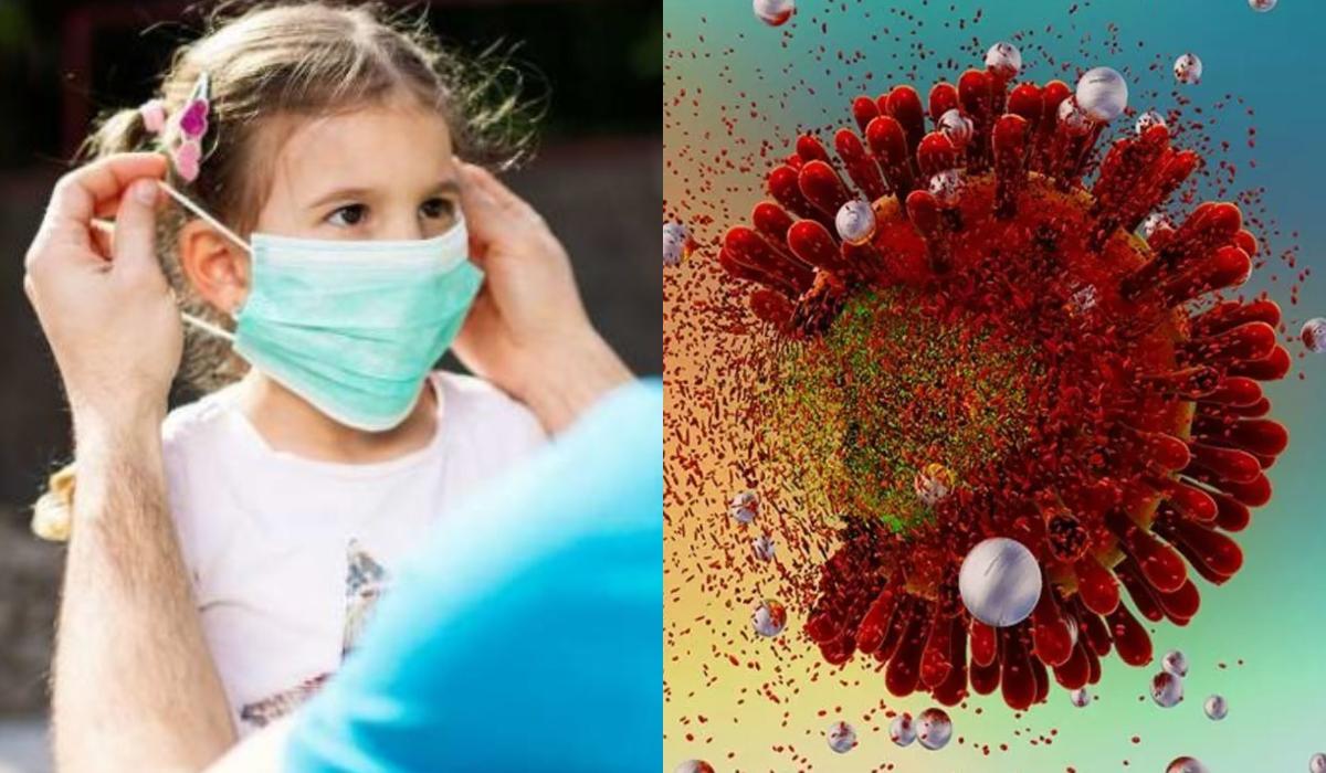 Πολυσυστημικό φλεγμονώδες σύνδρομο: Συμπτώματα στο παιδί
