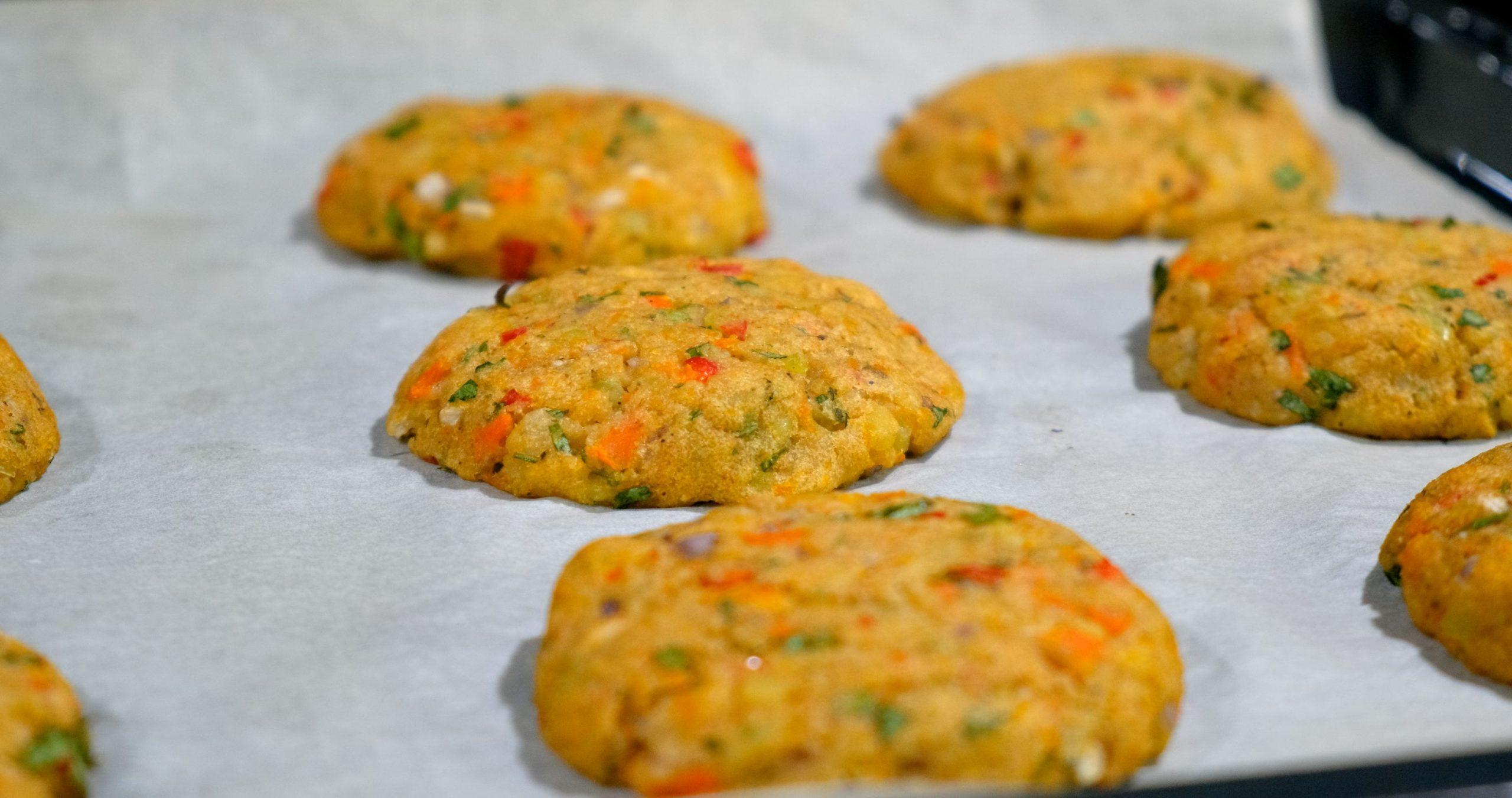 μπιφτέκια λαχανικών_νηστίσιμα_
