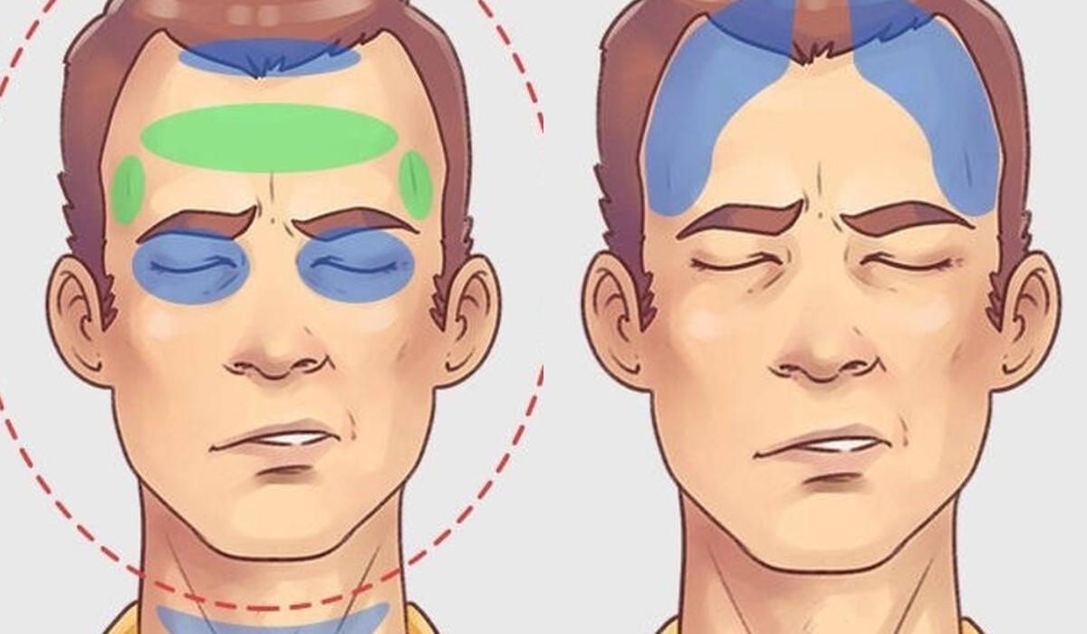 Πονοκέφαλος: 5 διαφορετικοί τύποι πονοκεφάλων και συμπτώματα_