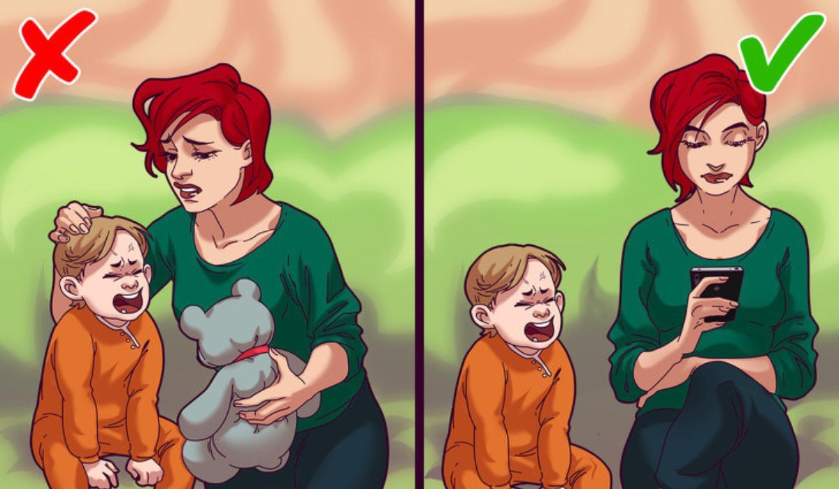 8 ενοχλητικές συμπεριφορές των παιδιών_