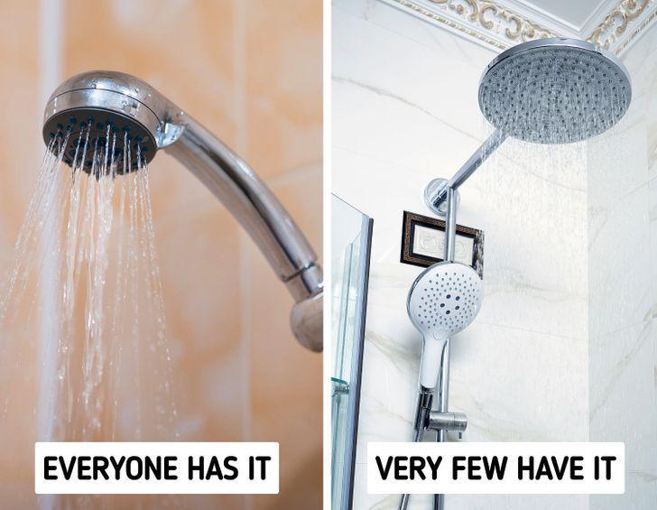 απλά αντικείμενα που θα μετατρέψουν το μπάνιο σας σε σπα_Ντουζιερα_