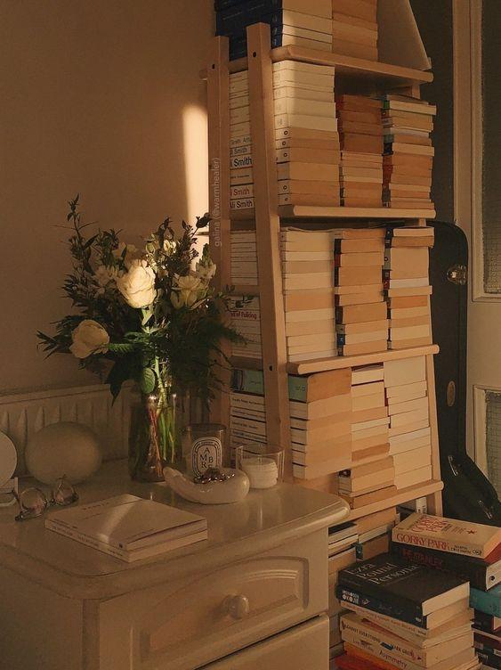 room decor aesthetic_στην_βιβλιοθήκη_