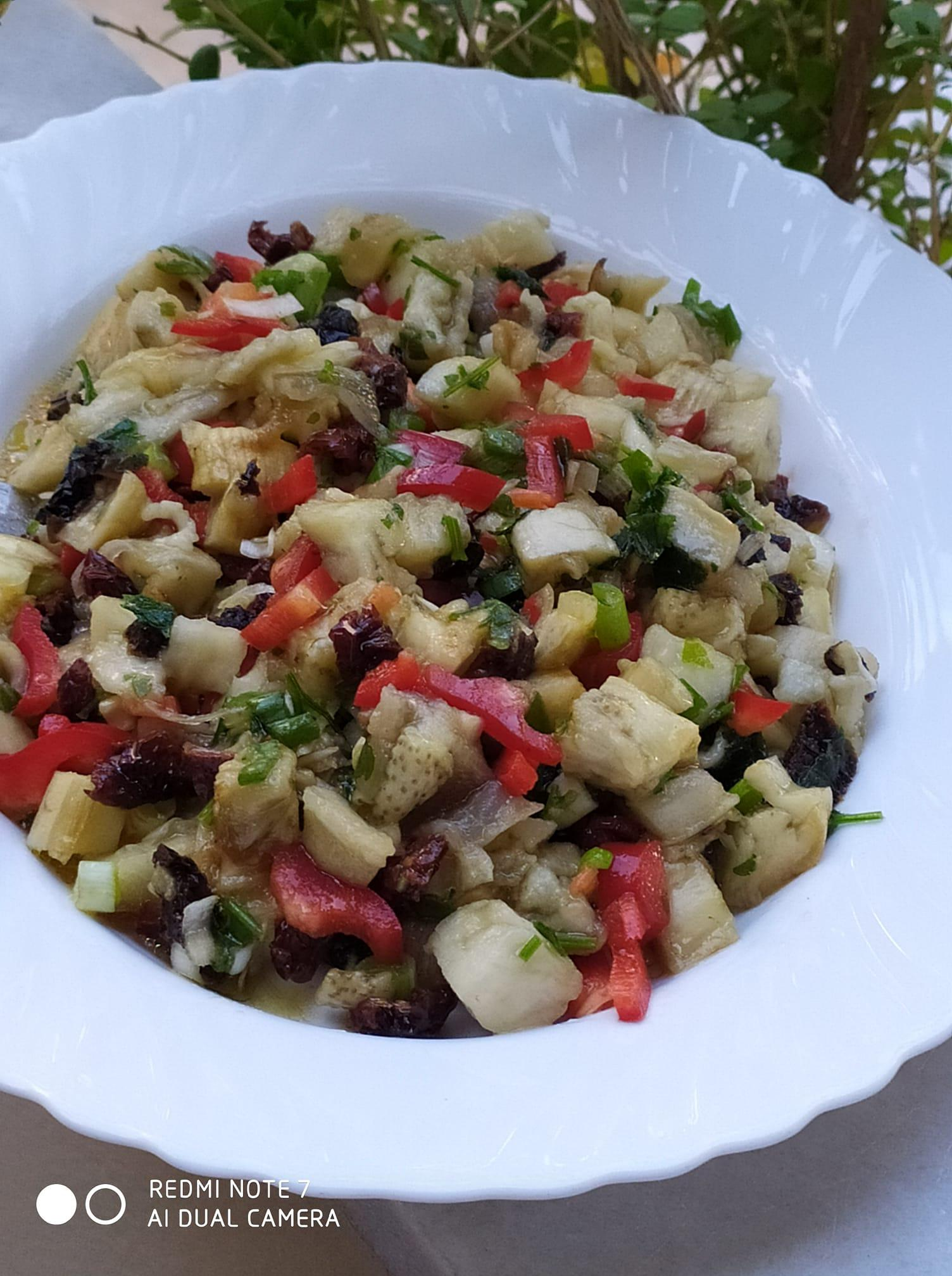 Αγιορείτικη σαλάτα_ Η καλύτερη συνταγή_