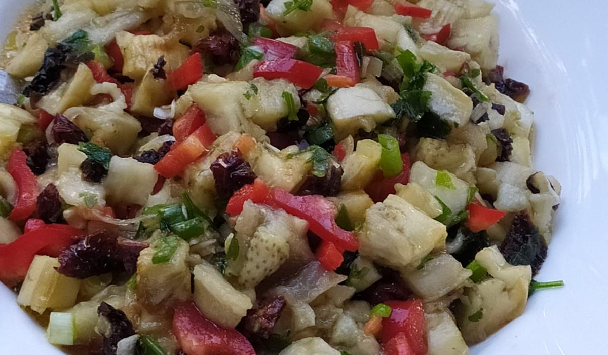 Αγιορείτικη σαλάτα: Η καλύτερη συνταγή _