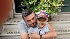 Ο 9χρονος Βαγγέλης κέρδισε την μάχη με τον καρκίνο – Η ανάρτηση Πέτρου Πολυχρονίδη