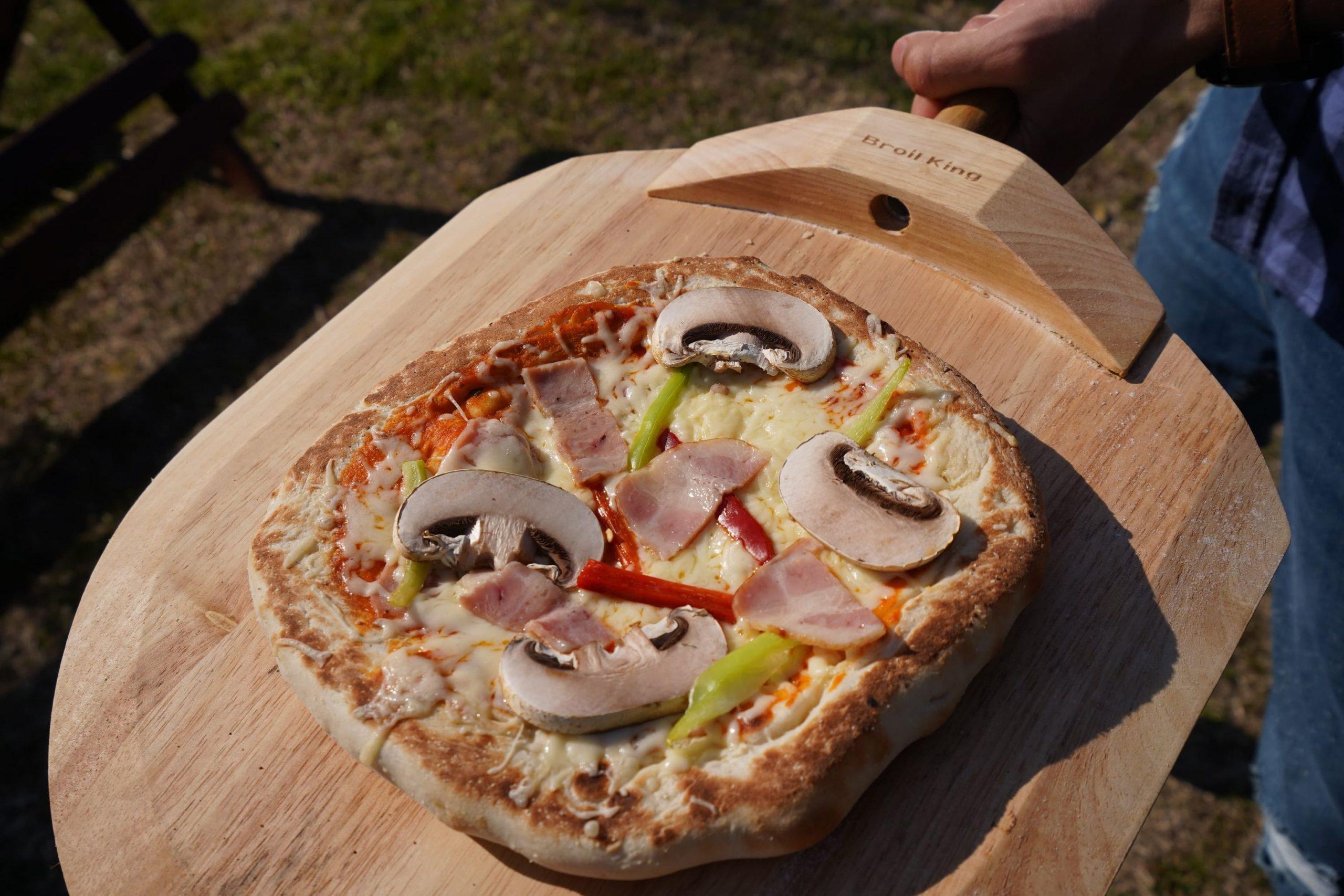 Τέλεια _ζύμη _για πίτσα _χωρίς μίξερ_ - Επαγγελματική_ συνταγή_