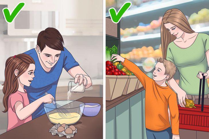 κόλπα_για_να_αγαπήσουν_τα_παιδιά_την_υγιεινή διατροφή_