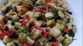 Αγιορείτικη σαλάτα: Η καλύτερη συνταγή