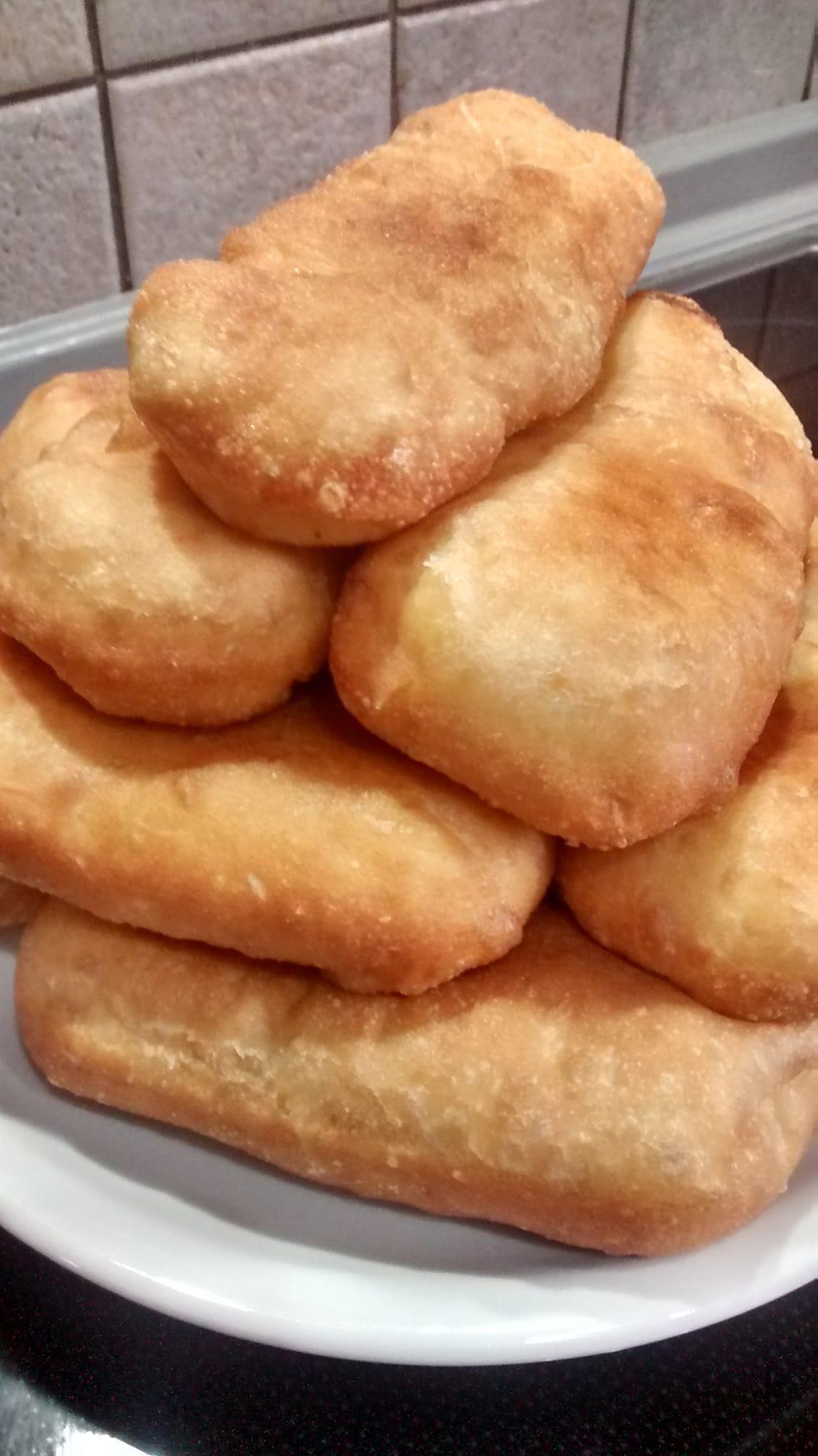 Συνταγή για_ Νηστίσιμα _πιροσκί_ με πατάτα_ Συνταγή_