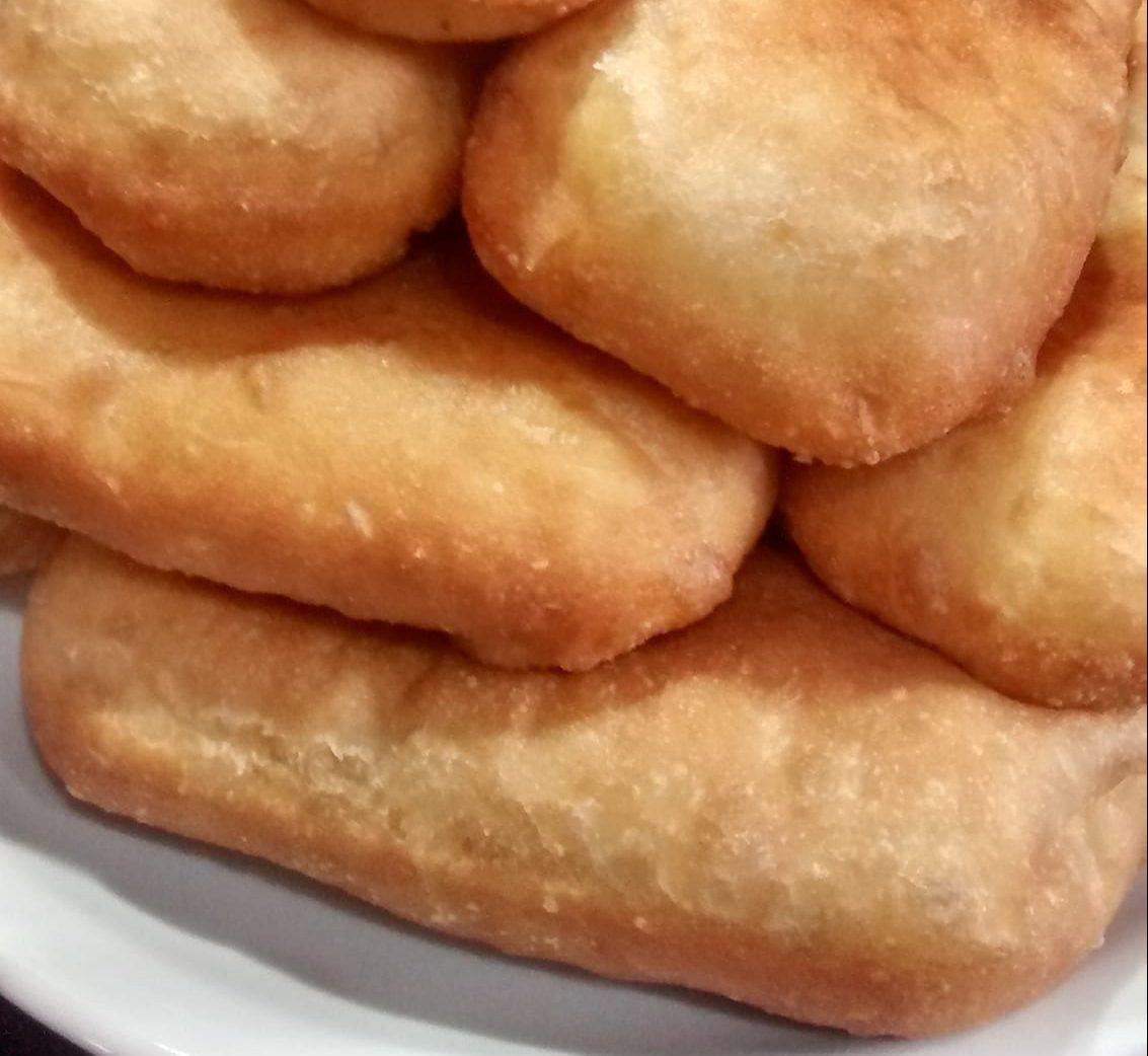 Νηστίσιμα πιροσκί με πατάτα : Η καλύτερη συνταγή_