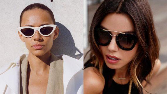 Οι τάσεις στα γυαλιά ηλίου για την Άνοιξη – Καλοκαίρι του 2021