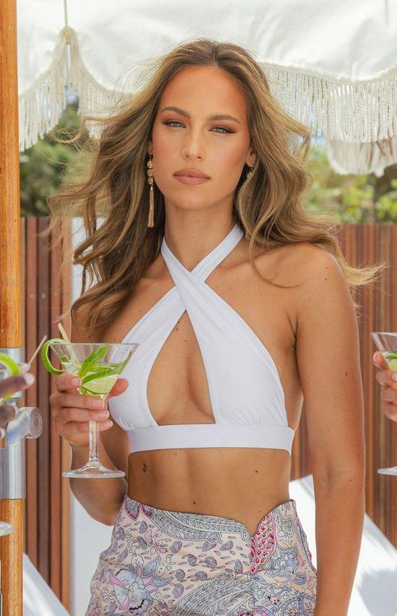 Halterneck Bikini_μπικίνι_