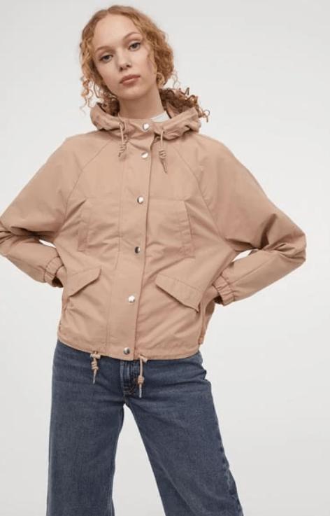 Ανοιξιάτικα πανωφόρια από την H&M για Άνοιξη-καλοκαίρι 2021