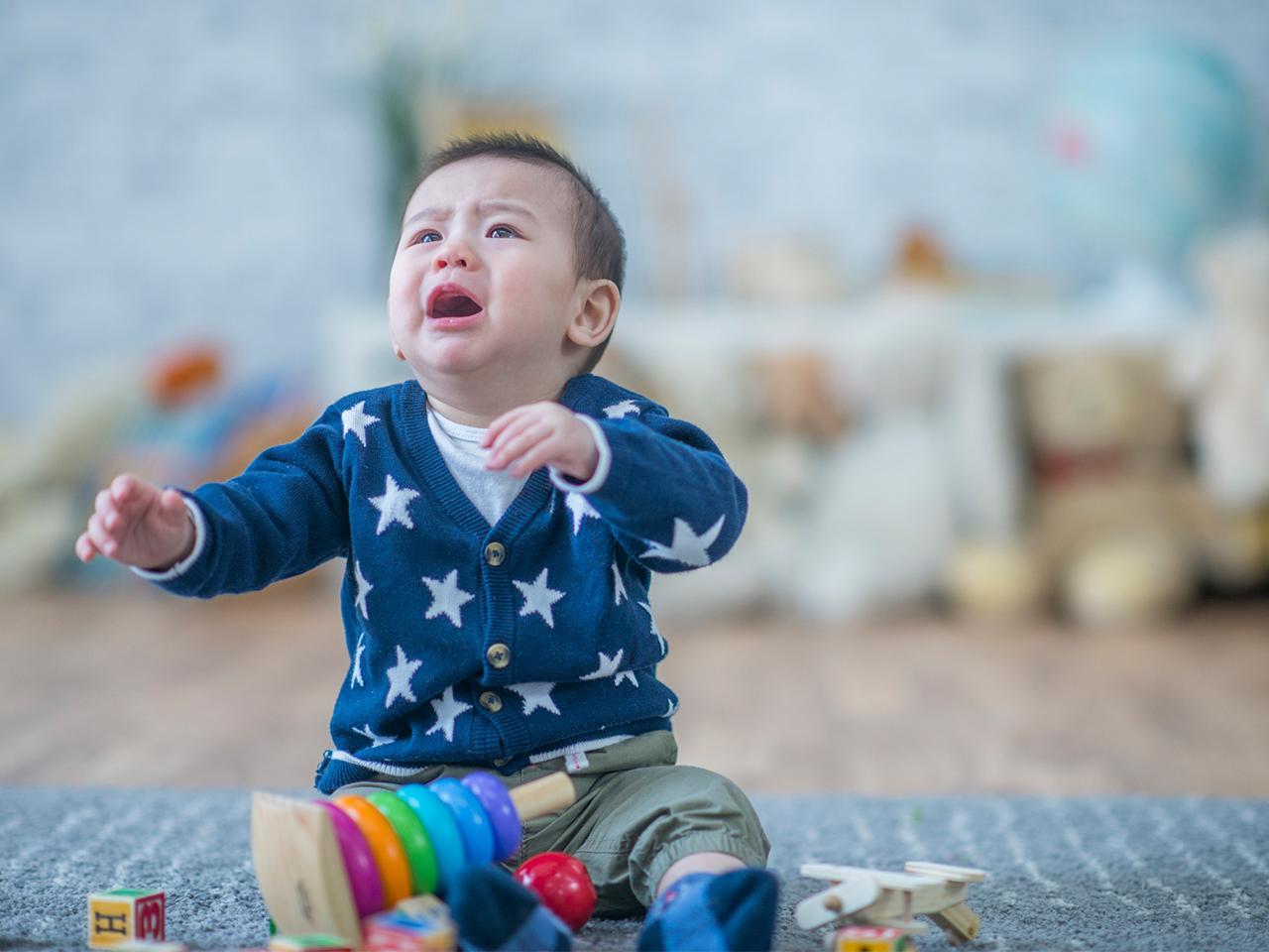 Τι είναι το strangers anxiety στα μωρά