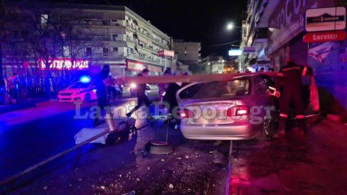 Θρήνος στη Λαμία: Πεθάνει την ώρα που οδηγούσε, ενώ είχε τα παιδιά της μέσα στο αυτοκίνητο.