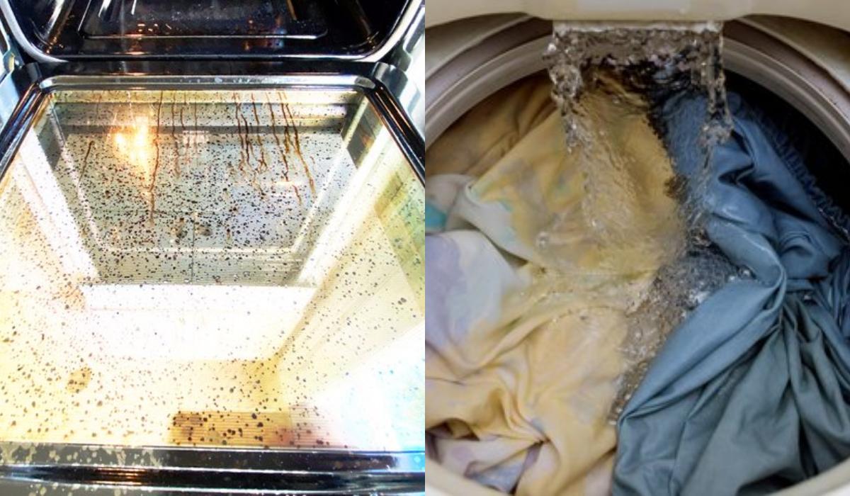 10 Πράγματα που καθαρίζονται με Ταμπλέτες Πλυντηρίου _