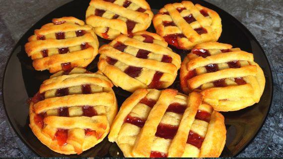 Νηστίσιμα μπισκότα Πάστα Φλώρα_