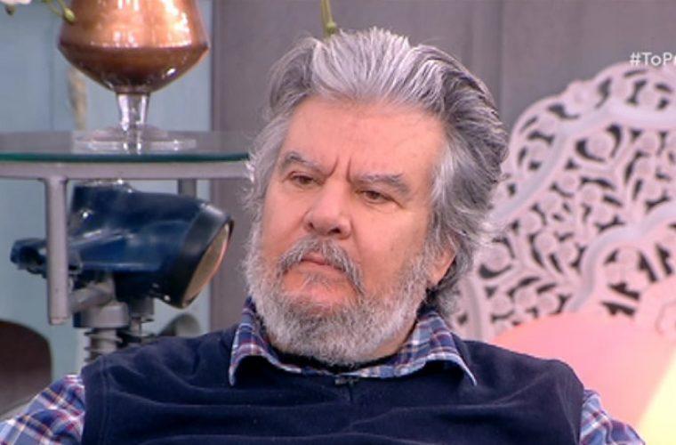 Ευχάριστη είδηση: Ο Βασίλης Χαλακατεβάκης θα γίνει για πρώτη φορά πατέρας στα 62 του χρόνια!