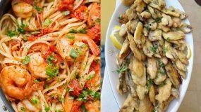 Νηστίσιμο μενού εβδομάδας και ψάρι για την Κυριακή των Βαΐων από  19/4 έως 25/4/2021