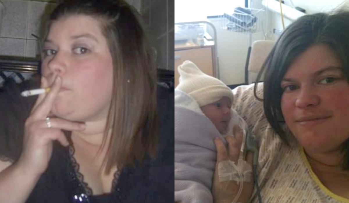 Έγκυος καπνίστρια παραλίγο να χάσει το παιδί της _