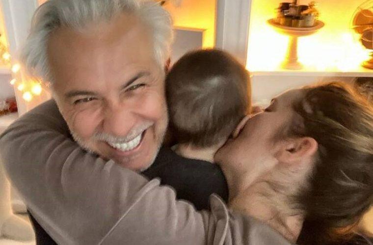 Χάρης Χριστόπουλος: Οι εντυπωσιακές φωτογραφίες με τον γιο του με αφορμή τα γενέθλιά του! (εικόνες)
