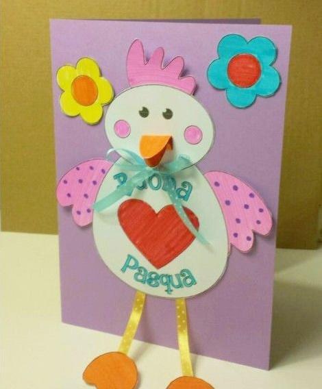 Πάσχα 2021: Φτιάξτε με τα παιδιά εύκολες πασχαλινές κάρτες