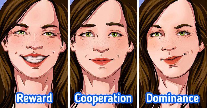 τι_δείχνει_το_χαμόγελό_σας_για_τα_συναισθήματα_σας_γλώσσα του σώματος_