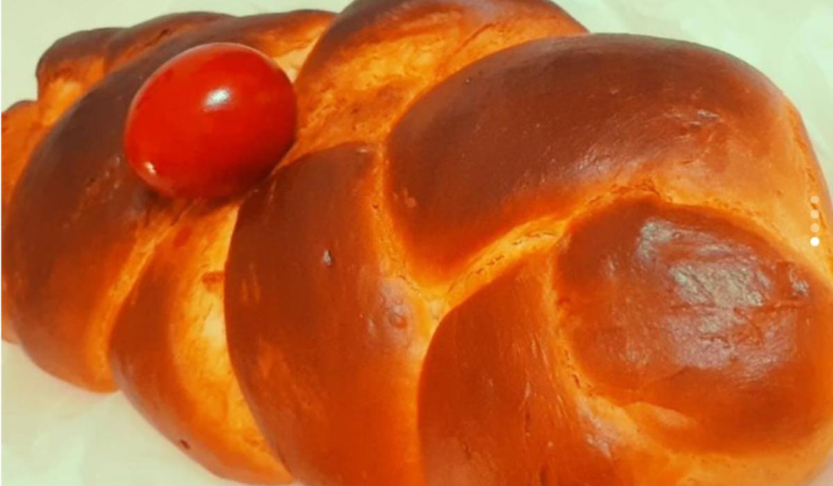 Συνταγή για τσουρέκι από την Σπυριδούλα του MasterChef_