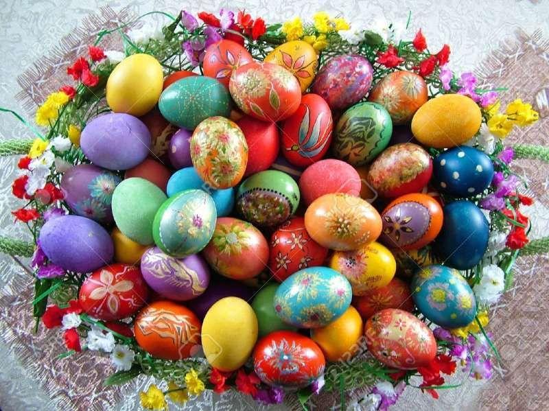 Βαμμένα _αυγά_: Πόσες _μέρες_διατηρούνται_;