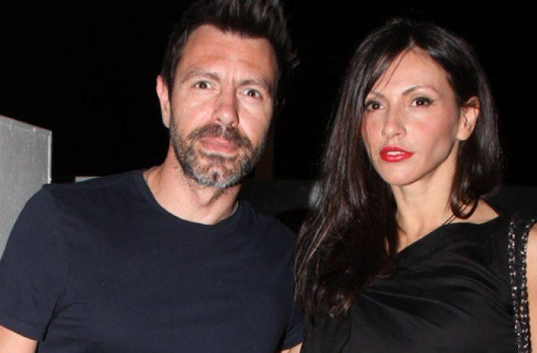 Απρόσμενο διαζύγιο: Χώρισαν ο Ιωσήφ Μαρινάκης και η Χρύσα Καλπάκη