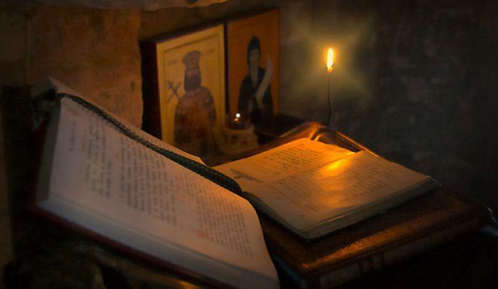 Η προσευχή της μεγάλης εβδομάδας