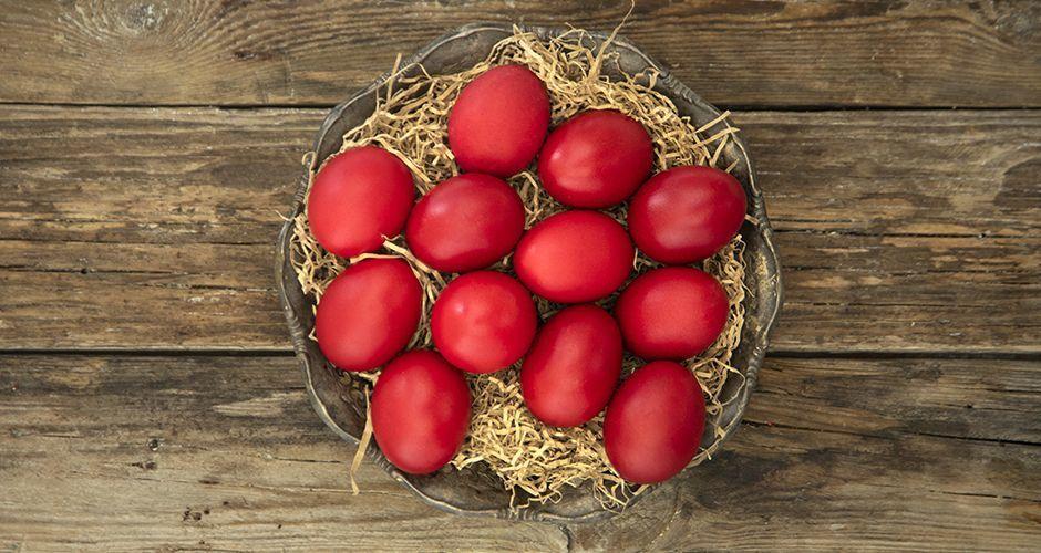 Πως _να _βάψω _κόκκινα _αυγά_: Πλήρης _οδηγός_ και _μυστικά_