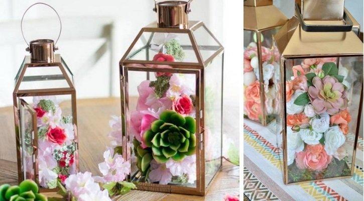 πασχαλινά_φανάρακια_με_λουλούδια_