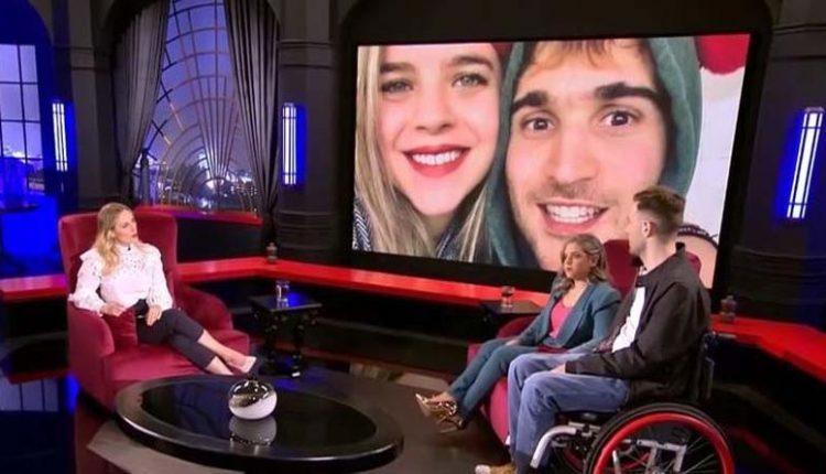 Συγκλονιστική ιστορία : Την ημέρα του γάμου του έμεινε ανάπηρος (βίντεο)
