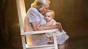 """""""Μπορώ να κοιμηθώ στην γιαγιά σήμερα;"""" - Αφιερωμένο στην γιαγιά μας που δεν είναι πια εδώ_"""