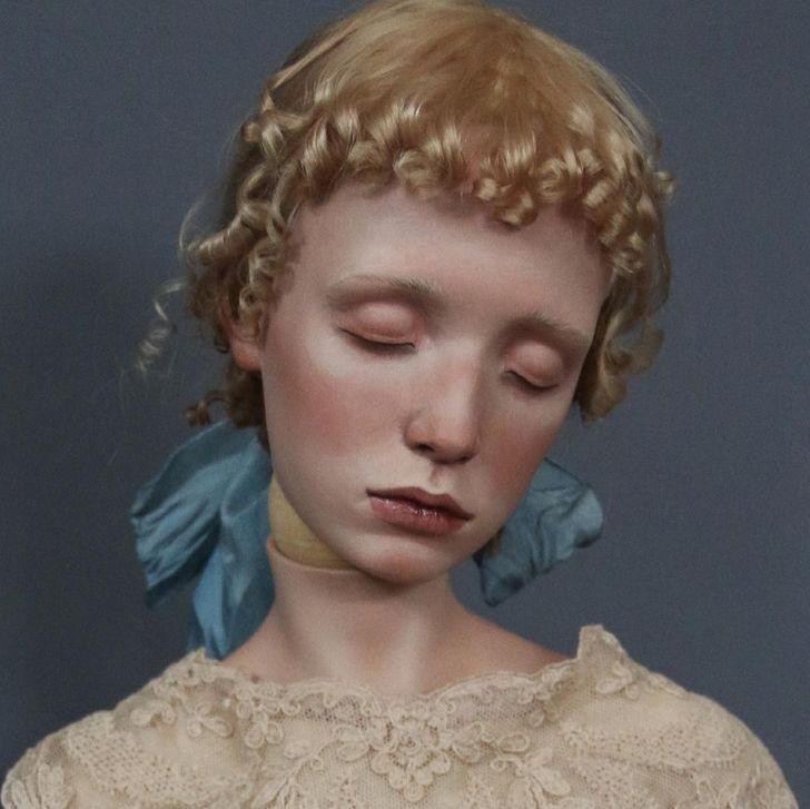 γλύπτης_φτιάχνει_τις_πιο_ρεαλιστικές κούκλες_