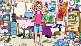 Αφήστε το παιδί να έχει ακατάστατο δωμάτιο - Έχει ανάγκη τον προσωπικό του χώρο_
