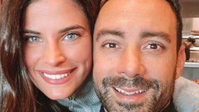 H κοιλιά της Μπόμπα έχει μεγαλώσει τόσο που ο Τανιμανίδης την έκανε τραπεζάκι για τον καφέ του! (εικόνα)