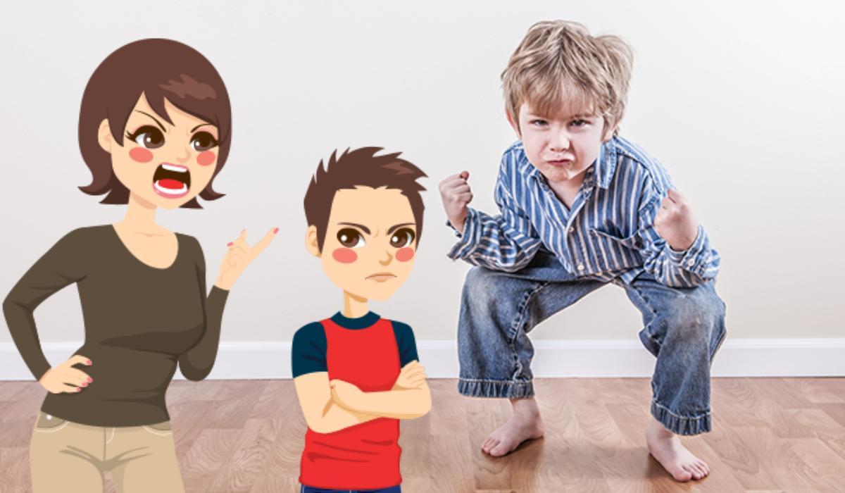 Θυμωμένο παιδί: 7 πράγματα που δεν πρέπει να κάνετε_