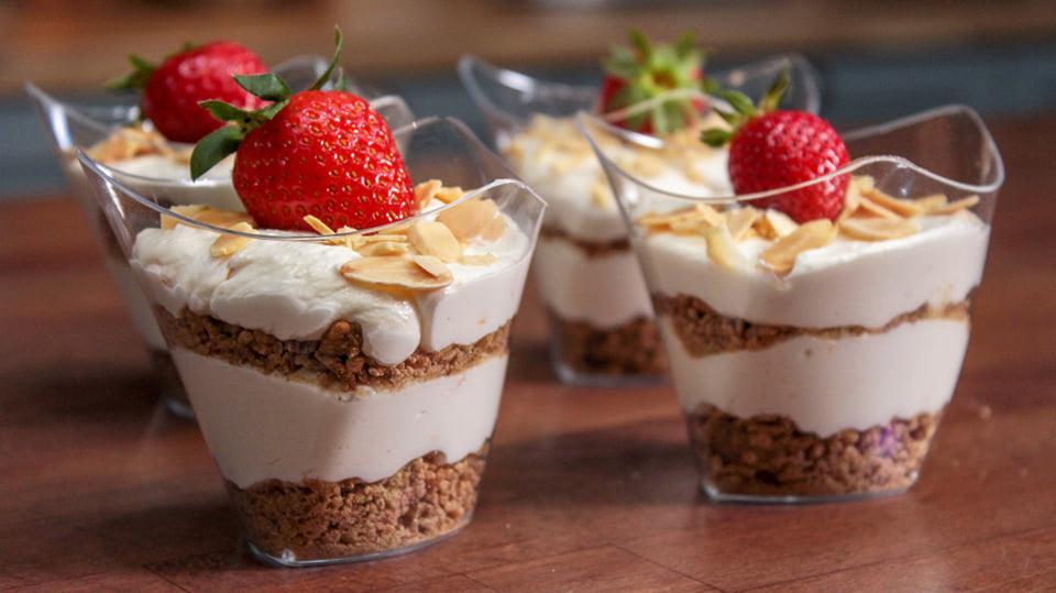 Πάστες_χωρίς ζάχαρη_με φράουλα_