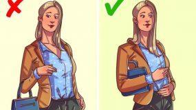 Αυτές οι τσάντες μπορούν να βλάψουν την πλάτη και πως να τις κρατάτε σωστά_