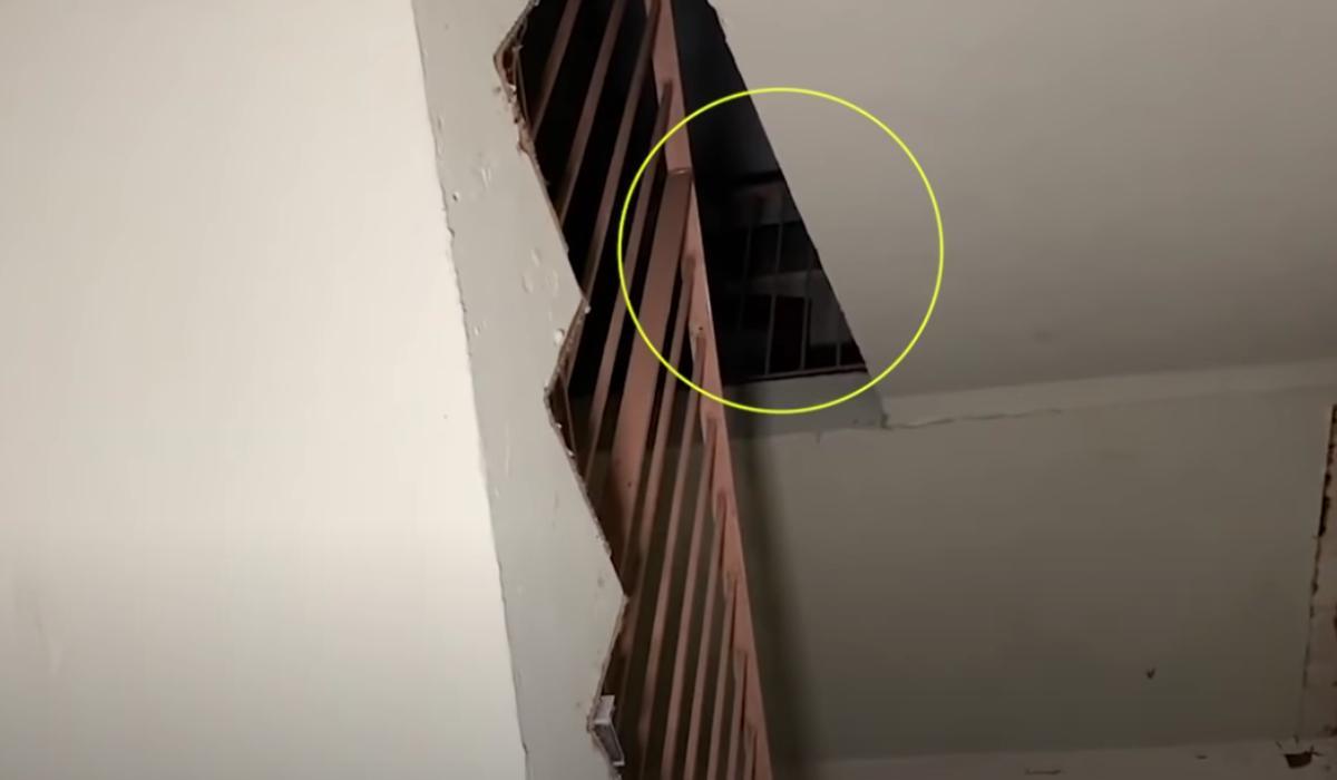 Γηροκομείο από την Κόλαση: Εσείς είδατε το φάντασμα; (βίντεο)_
