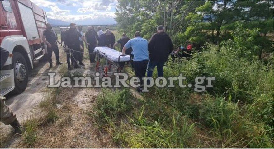 Συνελήφθη γυναίκα η οποία πέταξε ηλικιωμένη σε ρέμα δίπλα στο νεκροταφείο