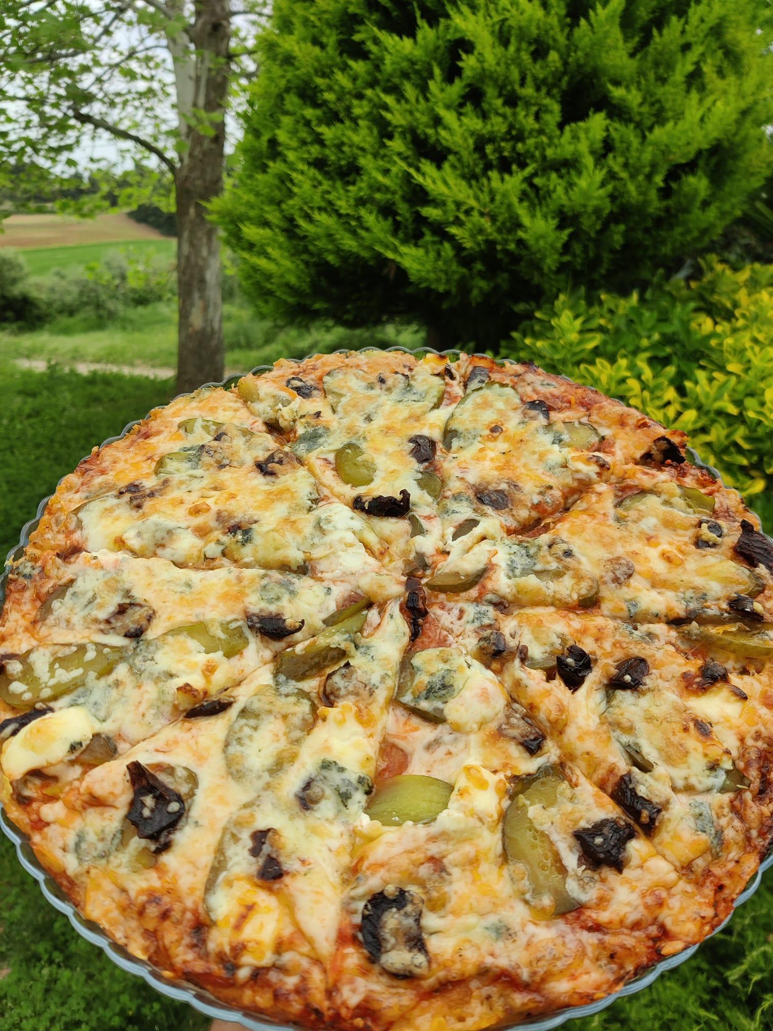 Συνταγή_για_πίτσα_χωρίς αλεύρι_