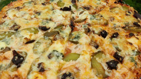 Συνταγή για πίτσα χωρίς αλεύρι