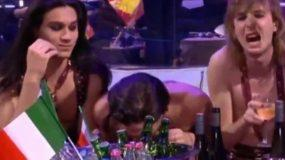 Eurovision 2021: Έκανε χρήση ναρκωτικών ο νικητής; (video)