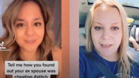 O άντρας της είχε δεύτερη οικογένεια και το ανακάλυψε από μια ανακοίνωση στην εφημερίδα!