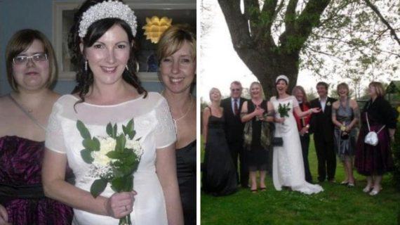 Απίστευτο: Παντρεύτηκε τον εαυτό της πριν 11 χρόνια και είναι πιο... ερωτευμένη από ποτέ_
